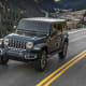 2. Jeep WranglerNumber of Cars in Fatal Accidents per Billion Vehicle Miles: 3.6Photo: Jeep
