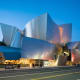 18. Los Angeles-Long Beach-Anaheim, Calif.Population: 13.3 millionLive music venues: 2,984Music venues per 100,000 people: 22.5Pictured is the Walt Disney Concert Hall in Los Angeles, designed by architect Frank Gehry.Photo: shuttersv / Shutterstock.com