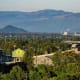 Eugene, Ore. The home of the University of Oregon has many attractions as a retirement community: it is a vibrant college town, it has the Cascade Mountain range for unlimited hiking, skiing and outdoor opportunities, and the wild and rugged Pacific coast is just an hour to the west. Pictured is the university's Autzen Stadium.Photo: Torgado / Shutterstock