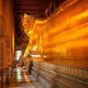 11. Bangkok, ThailandBangkok features ornate shrines, vibrant street life, and is famous for its floating markets. Above, the Golden Buddha, a gold statue of a reclining Buddha weighing 5.5 tons sits in the temple of Wat Traimit.Photo: Shutterstock