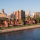 Buffalo, N.Y.Median Monthly Mortgage Payment: $630.83Minimum Education Needed to Afford a Mortgage: HS Diploma or GEDPercent of Income Spent on Median Mortgage: 12.9%Percent of Income Spent on Median Rent: 25.0%Photo: Shutterstock