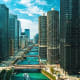 ChicagoMedian Monthly Mortgage Payment: $891.27Minimum Education Needed to Afford a Mortgage: HS Diploma or GEDPercent of Income Spent on Median Mortgage: 14.9%Percent of Income Spent on Median Rent: 28.2%Photo: Shutterstock