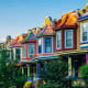 BaltimoreMedian Monthly Mortgage Payment: $1,060.31Minimum Education Needed to Afford a Mortgage: HS Diploma or GEDPercent of Income Spent on Median Mortgage: 15.9%Percent of Income Spent on Median Rent: 26.3%Photo: Photo: Shutterstock