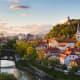 Ljubljana, SloveniaCost: $1,903/monthInternet speed: 24 mbpsPhoto: Shutterstock