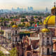 Mexico CityCost: $1,501/monthInternet speed: 15 mbpsPhoto: Shutterstock