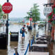 Hurricane FlorenceU.S., September 2018Deaths: 24Cost: $14 billion ($5 billion insured, $9 billion uninsured.) NOAAhas estimatedthe cost of the hurricane at $24 billion.The long-lived hurricane dumped nearly 36 inches of rain on Elizabethtown, N.C. and caused deaths and damage mostly due to flooding. At least 24 people were directly killed in four states.