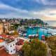 Antalya, TurkeyCost: $1,014/monthInternet speed: 7 mbpsPhoto: Shutterstock