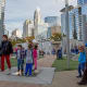 21. Charlotte, N.C.Population: 792,137Median gross rent: $1,052Est. median household income: $61,017Est. median house or condo value: $201,500Pictured is Romare Bearden Park in uptown Charlotte.Photo: Kevin M. McCarthy / Shutterstock