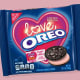 "Oreo Love CookiesAnother brand stepping in to give you snacks with phrases designed on the treat, Oreo has released a limited edition love-themed product just in time for Valentine's Day. If someone you love loves Oreos, it's a no-brainer to pick these up for them. The pink creme is described as ""sweet and tangy,"" and the cookies have phrases like ""Dunk in Love"" etched into them. One sleeve of Oreos for them, and one for you.$2.99 on Target"