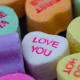 Brach's Tiny Conversation HeartsOf course, if you or your partner are insistent on having candy conversation hearts, you still have options apart from Sweethearts. Brach's offers its own line of candy hearts with quick romantic phrases - Hug Me, Love You, etc. A great replacement for Sweethearts, these come in different sayings, colors and flavors.$4.48 on Walmart