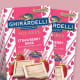 Ghirardelli Valentine's Day Strawberry BarkThere is a line of Ghirardelli's famous chocolate squares available for a limited time for the holiday. These strawberry bark squares are a simple, convenient, and affordable treat for your valentine.$1.00 on Target