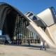 119. Lyon-Saint-Exupery AirportLyon, FranceOn-Time Performance Score: 6Service Quality Score: 8.2Food and Shops Score: 7.8Pictured is the high-speed train station at Lyon Saint-Exupery.Photo: Mountain Cubs / Shutterstock
