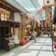 2. Tokyo International AirportTokyoOn-Time Performance Score: 8.4Service Quality Score: 8.4Food and Shops Score: 8.4The bustling international hub features this charming shopping mall inside the airport.Photo: glen photo / Shutterstock