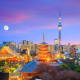 1. Tokyo Skytree, Tokyo2018 Attendance: 6.4 millionThis broadcasting and observation tower is 634 meters, or 2,080 feet, tall.It is the tallest structure in Japan and the second tallest in the world at the time of its completion.Photo: Shutterstock