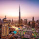 12. At The Top - Burj Khalifa, Dubai, United Arab Emirates2018 Attendance: 2 millionThe 160-story Dubai skyscraper is 2,722 feet high and the tallest building in the world. The design was inspired by a desert flower.Photo: Shutterstock