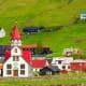 3. DenmarkPictured is Sandavagur village on Denmark's Faroe Islands.Photo: Shutterstock