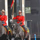 7. CanadaRoyal Canadian Mounted Police ride in a Saint Patrick's Day Parade in Ottawa, Canada.Photo: Wangkun Jia / Shutterstock