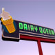 """One fairly common theme we found in researching this list is that when a fast food chain tries to introduce a healthier version of their standards, it usually fails. Case in point: the Dairy Queen Breeze. It was introduced in the late 80s as a spinoff of their hugely popular Blizzard drink, a soft serve ice cream with candy or cookies. The Breeze was made with frozen yogurt instead, but it failed to catch on. (They'd actually tried to introduce a similar frozen yogurt product back in 1975, but that failed as well.) According to Dairy Queen's Web site, all frozen yogurt products were discontinued """"because there was not enough demand for the product."""" Dairy Queen recommends trying sugarless items on the menu instead if you have a craving for the slightly healthier guilty pleasure. Photo Credit: Ian Muttoo"""