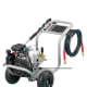 """The Consumer Product Safety Commission has reannounced a previous recall of about 620,000 pressure washers and 72,000 compressors from December 2006 following additional reports of lacerations, finger fractures and property and vehicle damage due to pneumatic tires with plastic hubs that can burst.Who got hurt? DeVilbiss has received more than 100 injury reports, including hand and finger fractures and lacerations and reports of minor property damage and damage to vehicles. The previous recall announcement came after 26 injuries were reported. Where did they come from? The recalled pressure washers and compressors were sold at home and hardware stores across the country. The washers were sold between January 2004 and November 2005 for $300 to $1,400, and the air compressors were sold between December 2004 and October 2006 for $300 and $500.Do I own this? """"Only pressure washers and compressors with pneumatic tires with plastic tire hubs are affected,"""" the CPSC says. Brand, model number and date of manufacture can be found on a name plate behind the engine base of the pressure washer. The air compressors have the brand, model number and date of manufacture on the front of the motor housing, according to the CPSC.What to do: Consumers should stop using these products immediately and contact DeVilbiss to obtain the location of the nearest service center to receive a free replacement of the tires.Who to Contact: For additional information, contact DeVilbiss at (866) 323-9867 online at www.devap.com. Photo Credit: CPSC"""