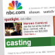 The Peacock is looking for applicants to cast a number of shows right now. Check out their casting call information page. Shows looking for talented warm bodies include America's Got Talent and The Sing-Off, among others. Photo Credit: NBC.com