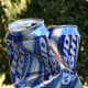 """Some colleges are worried that sports fans – including under-aged drinkers – might be tempted to get cases of beer cans enrobed in their school colors, according to The Wall Street Journal. Anheuser-Busch, producer of Budweiser and Bud light, introduced 27 types of school team colored """"fan cans,"""" the Journal reported. Photo Credit: Ivy Dawned"""