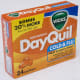 What: About 700,000 24-count packs of Dayquil Cold & Flu Liquicaps are being recalled on concerns that small children could get a hold of the packages, which aren't child resistant. Product labels were supposed to indicate that the product, manufactured by Procter & Gamble (Stock Quote: PG), were for households without small children. If a child were to swallow several of the capsules, health problems and even death could result, the CPSC reports. The affected packages have the UPC number 3 23900 01087 1. Where: The recalled Dayquil packages were sold at drug and grocery stores as well as other retailers across the country between September 2008 and December 2009 for about $5. Households with small children should make sure their Dayquil supply isn't affected by this recall. For more information, visit cpsc.gov. Photo Credit: cpsc.gov