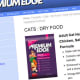 What: Diamond Pet Foods is recalling Premium Edge Finicky Adult Cat and Premium Edge Hairball cat food that could cause thiamine deficiency, the Food and Drug Administration reported. Thiamine deficiency can cause gastrointestinal or neurological effects as well as salivation, vomiting, decreased appetite and weight loss. After longer-term deficiency, wobbling, walking, falling and seizures could occur. So far, 21 cases of thiamine deficiency have been reported. Where: The recalled cat food was distributed in the states of Maine, New Hampshire, Vermont, Massachusetts, Connecticut, Rhode Island, New Jersey, Maryland, Delaware, New York, Pennsylvania, Virginia, Alabama, Tennessee, North Carolina, South Carolina, Georgia and Florida and carried the date codes RAF0501A22X 18lb. (BB28NOV10), RAF0501A2X 6 lb. (BB28NOV10), RAF0802B12X 18lb (BB30FEB11), RAH0501A22X 18 lb. (BB28NOV10), RAH0501A2X 6lb. (BB28NOV10, BB30NOV10, BB08DEC10). More information from the FDA. Photo Credit: premiumedgepetfood.com