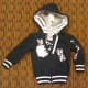 """What: After several previous recalls, still more hooded sweatshirts are being recalled due to a strangulation hazard posed by drawstrings. Hello Kitty zip-up hoodies that come in black with silver lining in kids' sizes 2T, 3T, 4, 5, 6 and 6X are being recalled. Printed on the neck label and care label are the numbers D1592H7273 and RN#116180 as well as """"NTD APPAREL."""" Separately, Sunsations hooded sweatshirts have been recalled also due to potentially hazardous drawstrings. These sweatshirts came in various solid colors in sizes 2T through 12 sold in various solid colors in styles labeled KD102, KD124 and KFS102. Where: The Hello Kitty hooded sweatshirts were sold at Macy's (Stock Quote: M) and Dillard's stores nationwide between November 2008 and December 2008 for about $36. The Sunsations sweatshirts were sold at Sunsations stores in Virginia Beach, Va.; Ocean City, Md.; and North Carolina between April 2006 and July 2009 for about $13. More information from the CPSC. Photo Credit: CPSC"""