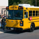 Both lower fuel costs and concerns for children's health have motivated school bus companies to use natural gas buses instead of diesel-powered buses that can emit harmful particulates into the air. According to greencar.com, studies have shown that 90% less soot is emitted by natural gas buses compared to even cleaner diesel counterparts, the site notes. And a natural-gas powered school bus can displace 1,400 gallons of diesel fuel per year, according to the Department of Energy. Photo Credit: Blue Bird
