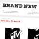 """Brand New, a division of Under Consideration, is a great blog to keep an eye on. It's described as a site """"to chronicle and provide opinions on corporate and brand identity work, focusing mostly on identity design and a modest amount of packaging. We cover redesigns and new designs. Nothing more, nothing less, what you see is what you get."""" May not sound exciting, but all that means is that Armin and Bryony ridicule, praise and critique huge corporations when they redo their logos or brand identities. It's entertaining, and I've learned a lot—makes me wish I had double majored in graphic design, actually. Read them here. Photo Credit: Brand New"""