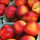These smooth-skinned cousins of peaches are mostly grown in California, according to the government's nutrition information site, fruitsandveggiesmatter.gov. If they're hard to the touch when you buy them, all you have to do is leave them out for a few days to ripen. Peak season: June to September Peak season price: 99 cents per pound Off-peak price: $2.99 per pound Savings: $2 per pound Photo Credit: La Grande Farmers' Market