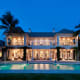 The sky-high property prices in posh Palm Beach, Fla., directly reflect the bulging bank accounts of the wealthy, sun-seeking snowbirds who flock to the seaside community each winter. A traditional mansion, built in 2007 and facing the Intracoastal Waterway, measures 13,278 square feet and carries an blistering asking price of $42 million making for a per square foot cost of $3,163 that's 38 times the national average. Photo Credit: Cristina Condon / Sotheby's International Realty – Palm Beach