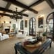 It takes big bucks to bunk up in the super swank ocean view enclave of Montecito, Calif., which is home to many celebrities and big business billionaires, including Beanie Babies tycoon Ty Warner and chat show host Oprah Winfrey. A seven-acre spread with an historic, 7,128 square-foot Mediterranean currently on the market for a bone chilling $29 million comes with a heart-stopping per square foot cost of $4,062 that's a chilling 49 times the national average. Photo Credit: Sandra Miller / Engel & Völkers