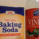 Odors can hide in carpets, so a great way to get rid of musty smells is to sprinkle baking soda on your carpets and leave overnight. The baking soda will the absorb odors and can be vacuumed away in the morning. Remember to also vacuum your furniture and under the couch cushions while you're at it. Baking soda is also handy for other cleaning tasks — for showers and interior walls, mix ¼ cup baking soda with ¼ cup vinegar with ½ cup water (be sure to clean from the top down!). Photo Credit: Jessica Mullen