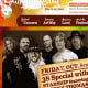 Next month, head over to the Great Smoky Mountains in Tennessee for the Foothills Fall Festival. You'll find dozens of arts and crafts vendors, fun rides and best of all, some big name musicians including 38 Special and Mickey Thomas from Jefferson Starship. When: Oct. 8-10 Photo Credit: foothillsfallfestival.com