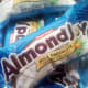 With 8 grams of fat and 140 calories, Almond Joy Eggs might not be the healthiest treat, but they do offer one gram of fiber, according to WebMD. And that single almond offers a tiny bit of omega-3 fatty acids. Photo Credit: vvvracer