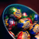 Love them or hate them, Cadbury (Stock Quote: CBY) Crème Eggs do provide a good amount of calcium, according to Newsweek. But those 40 milligrams of the bone-building mineral come with 150 calories, 22 grams of sugar and 5 grams of fat. Photo Credit: ginnerobot