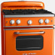 """Big Chill currently sells refrigerators, dishwashers and stoves that are all modeled to look like 50s-style vintage appliances. Yet, while these appliances may look old, Big Chill promises that they each come with all the most """"modern amenities."""" But again, be warned, these items can cost you several thousand each. Photo Credit: bigchillfridge.com"""