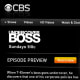 """Network: CBS Viewers: 38,654,000 That's a lot of viewers. In this show, corporate top dogs take on regular, entry-level positions within their own companies… they go """"undercover"""" to find out how the company is actually doing business. Thus the name Undercover Boss. Nice premise, sure, but kind of surprising that this has become such a runaway hit. Well, it's a strong premise and the show premiered right after the Super Bowl. The audience seems to have liked it so much that they came back for episode 2, where they followed around the CEO of Hooters. Kind of weird that Hooters even has a CEO, right? Photo Credit: CBS.com"""