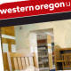 Catering largely to kids from working class families, the authors found this college's innovative faculty both seriously dedicated to and having fun with teaching. Photo Credit: Western Oregon University