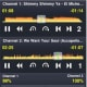 This iPhone app is a more advanced DJ mixing app, which allows you to mix, distort and enhance the songs on your iPhone. DJ Mixer is a high quality app that even goes as far as to visually show the best time to mix in certain beats. Get it here.