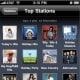 Slacker Radio is another one of the many great free streaming music radio stations for your iPhone. You can discover new music, view band info and listen to millions of songs in this app's gigantic library. Get it here.