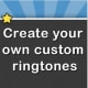 This app is a little visual guidebook that will walk you through the process of making some of your favorite iTunes songs into custom ringtones for your iPhone. It's pretty straightforward and completely free. Get it here.