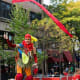 """This nonprofit organization was started by members of a clown conservatory after their teacher, world renowned juggler Judy Finelli, became wheelchair-bound by her multiple sclerosis. Originally intended to raise money for her medical expenses, the clowns started holding benefits where they performed au natural, though no actual nudity was depicted in the performances. These performances ultimately gave way to the organization's current fundraising initiative: a yearly """"Naked Clown"""" calendar that depicts the performers in various portraits and situations. Each clown uses props, equipment and positioning to strategically """"dress"""" themselves while giving the overall impression of nudity. Proceeds benefit the Judy Finelli Fund, which finances multiple sclerosis research. Photo Credit: ibm4381"""