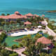 The couple's Caribbean hideaway, a private island in the Turks and Caicos called Emerald Cay, is also on the market with an asking price of $48.5 million. The island is accessed by a remote-controlled swinging bridge and includes 30,000 square feet of interior space, a private marina, a tennis court that jets out into the crystal clear water, an infinity-edged swimming pool and a driveway paved with Turkish marble. Porcupine Creek Photos: Christie's Great EstatesEmerald Cay Photo: Grace Bay RealtyChateau de Farchville Photo: Viviun