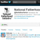 Twitter feedFollowers: 750 Bio: National Fatherhood Initiative The National Fatherhood Initiative runs this Twitter feed specifically for fathers. As such, updates center on fatherhood, division of labor in the home, being a role model, and other issues that fathers face are typically touched on. Visit the blog Follow @thefatherfactor