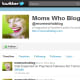 Twitter feedFollowers: 2,500Bio: A magazine of mothers active in social media. Moms Who blog is a great resource both for your mind and your wallet. You will find family and kid activities, tips on nutrition, plus occasional giveaways and freebies. Visit the blog Follow @momswhoblog