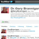 Twitter feedFollowers: 1,150Bio: Clinical & School Psychologist specializing in parenting issues and learning, reading & other disabilities. Coauthor of READING DISABILITIES: BEATING THE ODDS. Parents facing the special challenges of kids with special needs will be happy to have a few new tools in their tool belts thanks to Dr. Gary's suggestions. Visit the blog Follow @GaryBrannigan