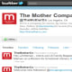 Twitter feedFollowers: 1,500Bio: A company for moms, by moms, redefining screen time. The Mother Company tweets about nutrition, the social and emotional needs of kids, how to deal with parental anger, and more. You will also find occasional giveaways on this one, so start following now and save! Visit the blog Follow @TheMotherCompany