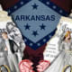 """Arkansas has a divorce rate of 12.5%, according to the census report. When a similar study was released by another group in 2008 highlighting the state's high divorce rate, some blamed it on """"grueling"""" work lives of residents, many of whom work long hours for low pay, taxing their relationships. Some groups have tried to curb the divorce epidemic in this state, but so far nothing seems to work. This all the more stunning considering that Arkansas is one of three states in the country to have a strict covenant marriage law, which mandates marriage counseling and makes it more difficult to get a divorce. Yet the divorces keep coming. It is perhaps worth mentioning the fact that it's most famous resident is a certain president who is believed to have had several affairs, yet remains married."""
